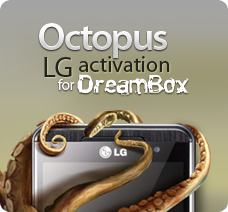 Buy Octopus LG Activation for DreamBox